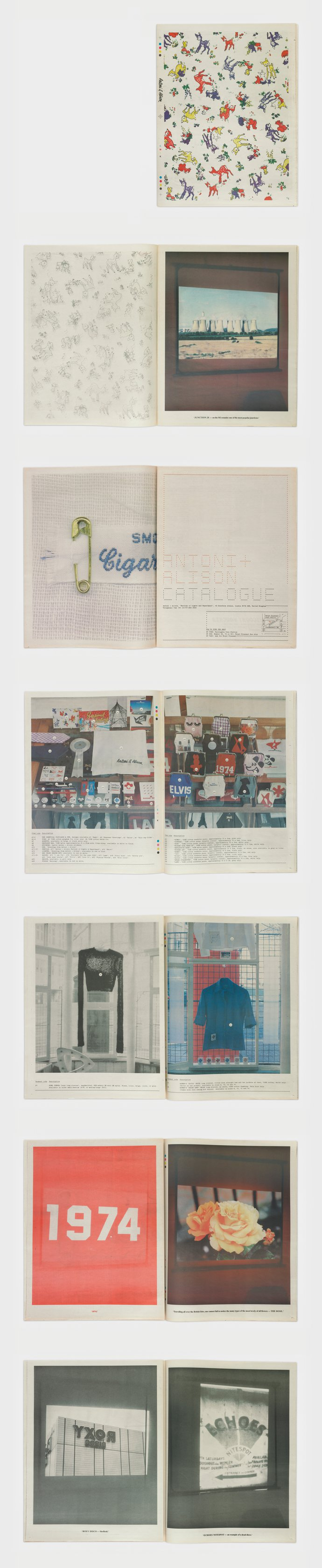 Antoni and Alison – Mail order catalogue, 1999 (Retail), image 2