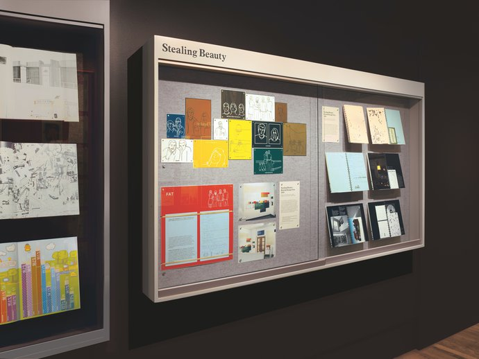 Art Institute of Chicago – Graphic Thought Facility: Resourceful Design, 2008 (Exhibition), image 5