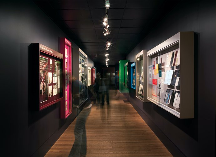 Art Institute of Chicago – Graphic Thought Facility: Resourceful Design, 2008 (Exhibition), image 1