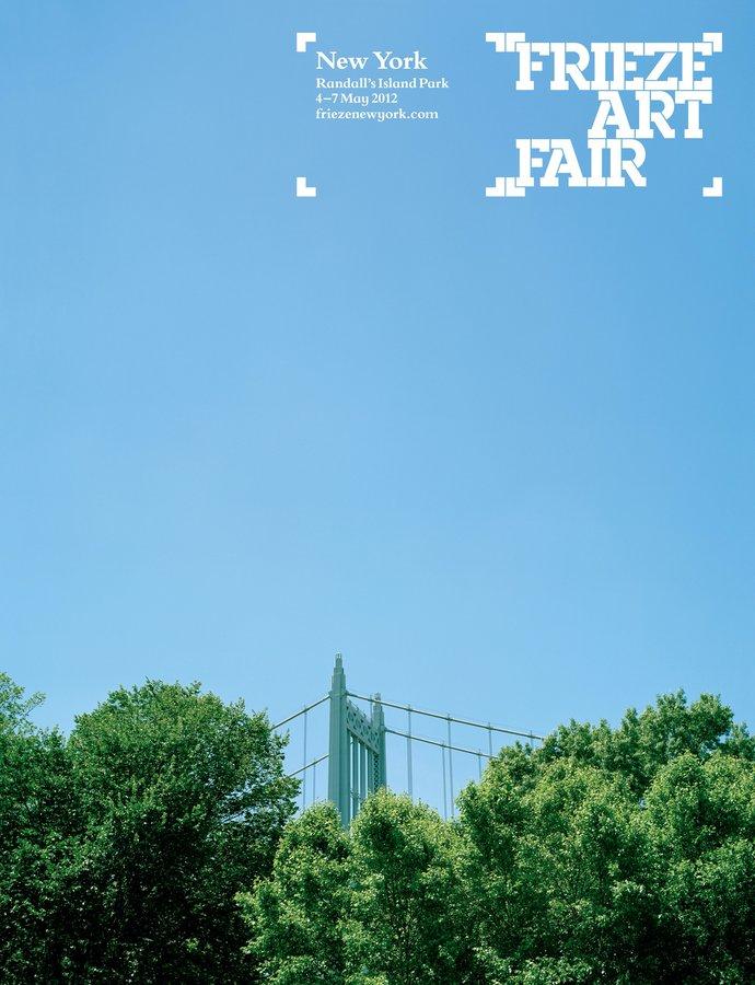 Frieze Art Fair – New York 2012 campaign, image 1