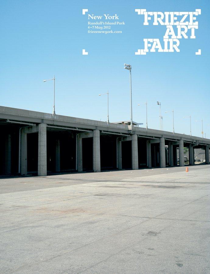 Frieze Art Fair – New York 2012 campaign, image 3