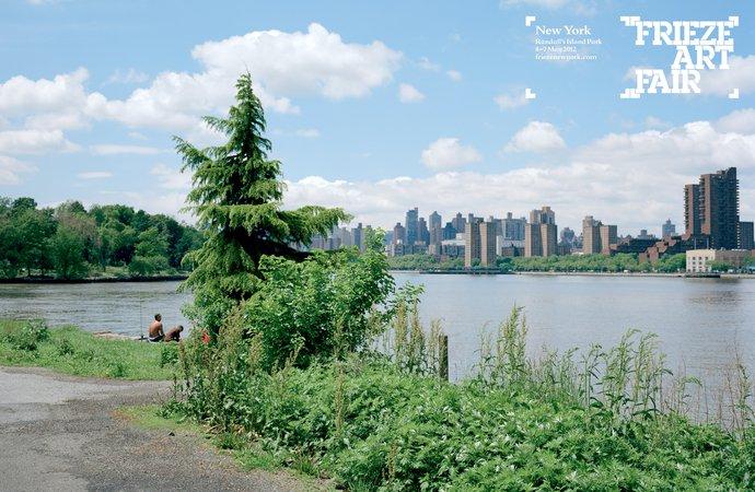 Frieze Art Fair – New York 2012 campaign, image 2