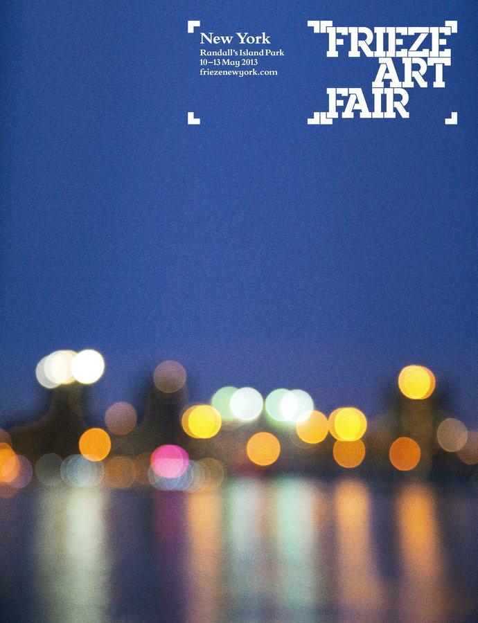 Frieze Art Fair – New York 2013 campaign, image 2