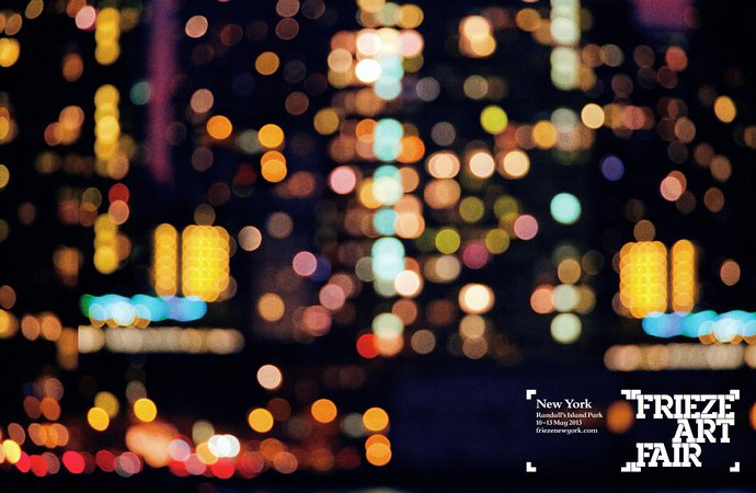 Frieze Art Fair – New York 2013 campaign, image 3