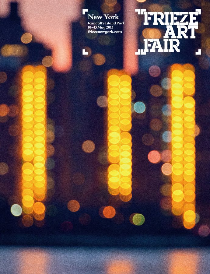Frieze Art Fair – New York 2013 campaign, image 6