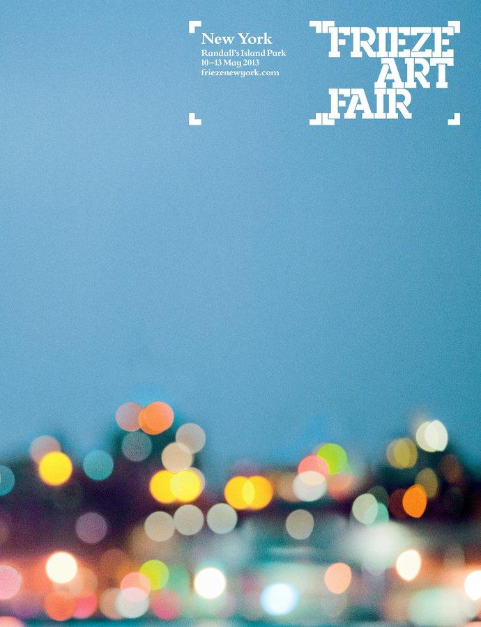 Frieze Art Fair – New York 2013 campaign, image 4