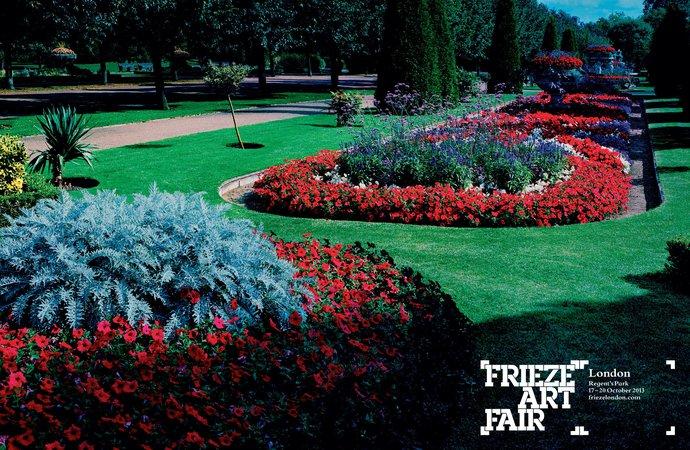 Frieze Art Fair – London 2013 campaign, image 2