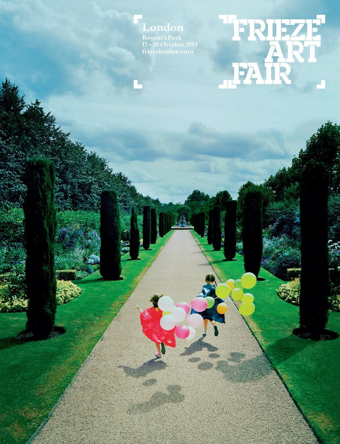 Frieze Art Fair – London 2013 campaign, image 1