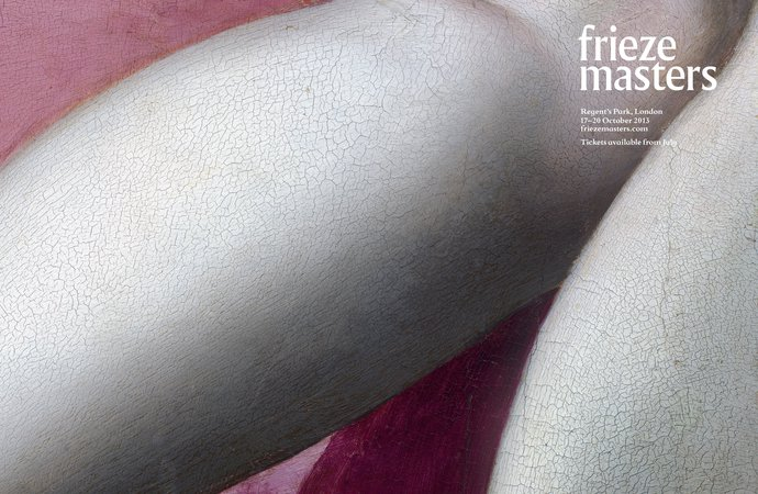 Frieze Masters – 2013 campaign, image 2