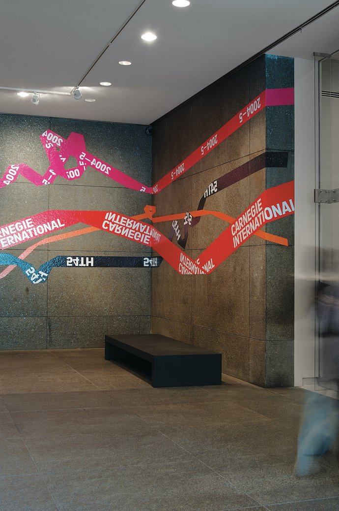 Carnegie Museum of Art, Pittsburgh – 54th Carnegie International, 2003 (Identity), image 2