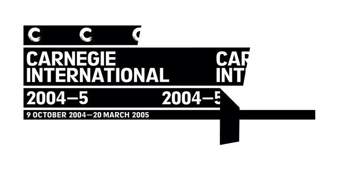 Carnegie Museum of Art, Pittsburgh – 54th Carnegie International, 2003 (Identity), image 1