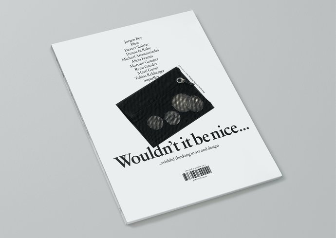 Centre d'Art Contemporain, Geneva – Wouldn't it be nice…, 2008 (Publication), image 1