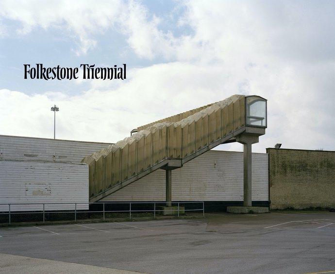 Creative Foundation – Folkstone Triennial, 2008 (Identity), image 2