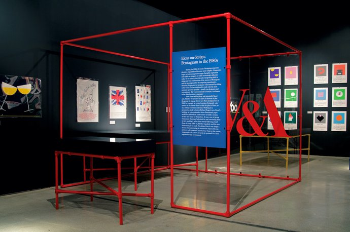 Design Museum – Alan Fletcher: 50 years of graphic work (and play), 2006 (Exhibition), image 4