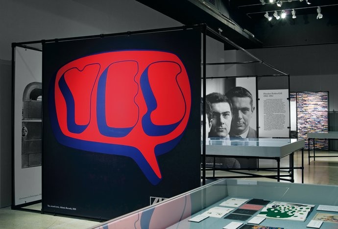 Design Museum – Alan Fletcher: 50 years of graphic work (and play), 2006 (Exhibition), image 3