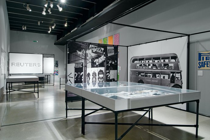 Design Museum – Alan Fletcher: 50 years of graphic work (and play), 2006 (Exhibition), image 2