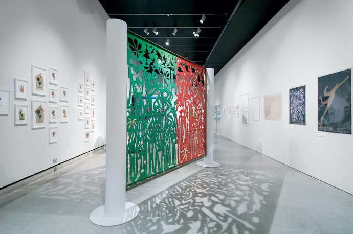 Design Museum – Alan Fletcher: 50 years of graphic work (and play), 2006 (Exhibition), image 8