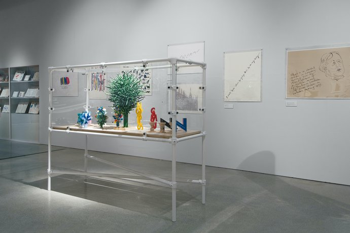 Design Museum – Alan Fletcher: 50 years of graphic work (and play), 2006 (Exhibition), image 6