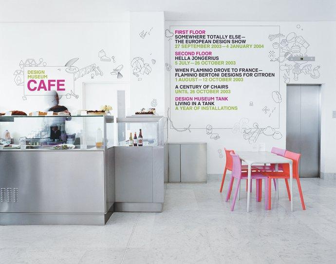 Design Museum – Identity, 2003, image 7