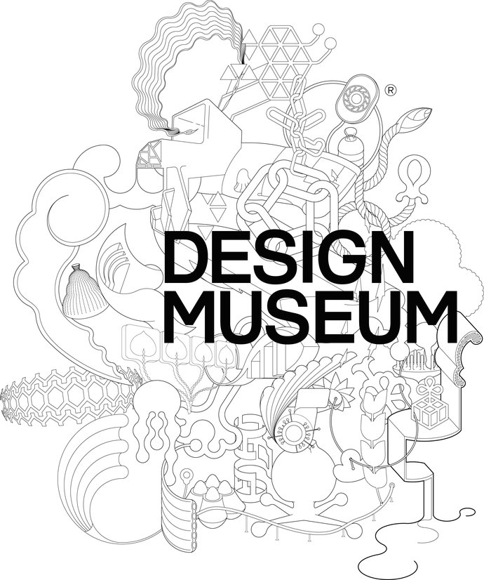 Design Museum – Identity, 2003, image 1