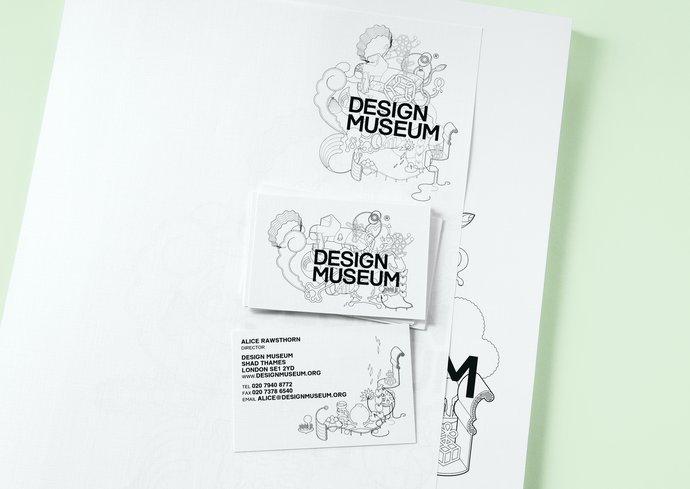 Design Museum – Identity, 2003, image 10