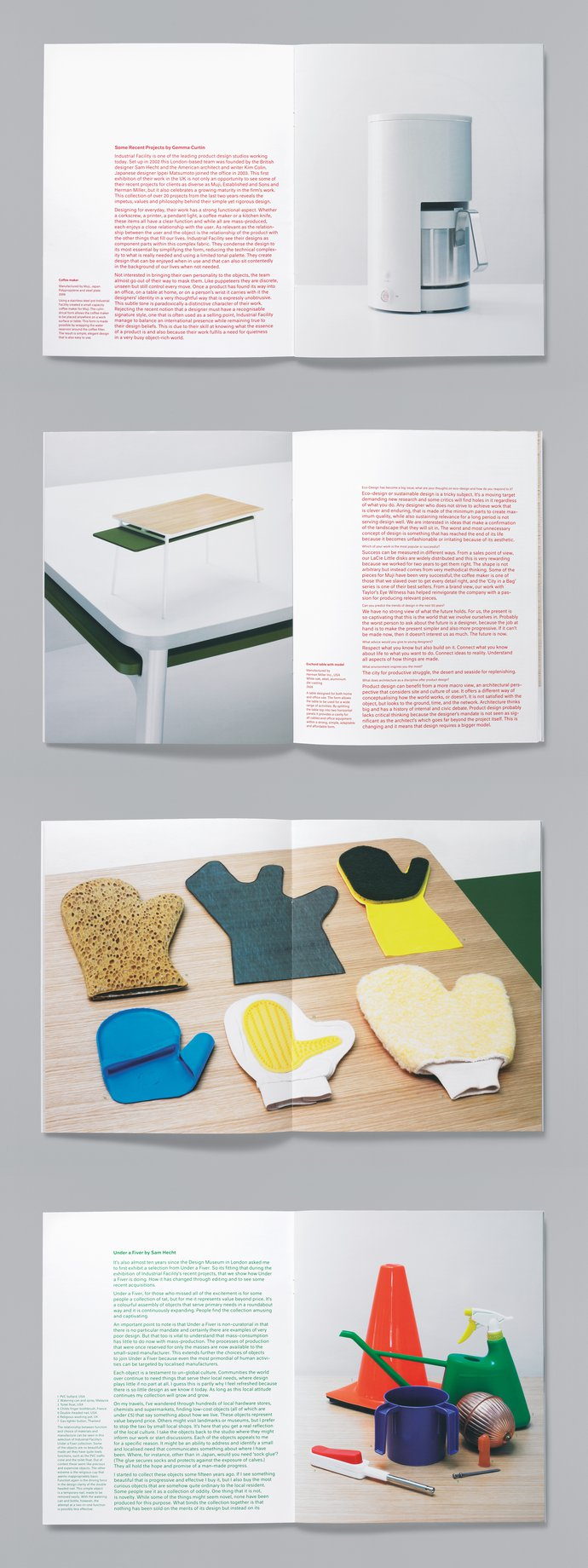 Design Museum – Industrial Facility: Some Recent Projects/Under a Fiver, 2008 (Exhibition), image 5