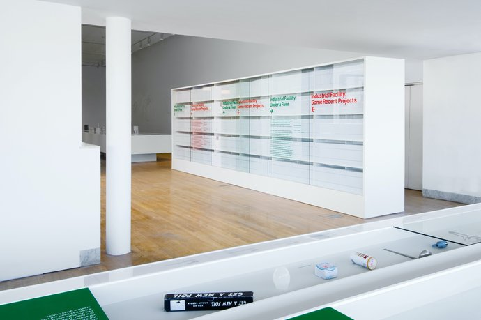 Design Museum – Industrial Facility: Some Recent Projects/Under a Fiver, 2008 (Exhibition), image 1