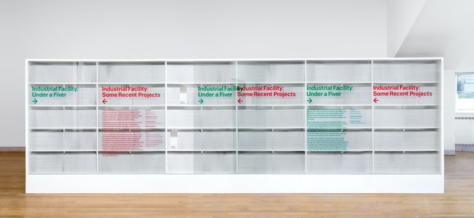 Design Museum – Industrial Facility: Some Recent Projects/Under a Fiver, 2008 (Exhibition), image 2