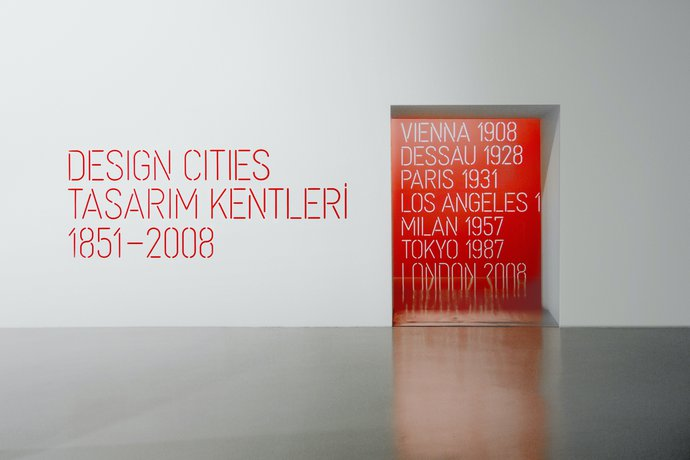 Design Museum/Istanbul Modern – Design Cities, 2008 (Exhibition), image 1