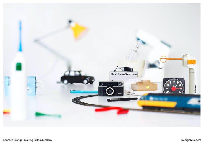 Design Museum – Kenneth Grange: Making Britain Modern, 2011 (Exhibition), image 1