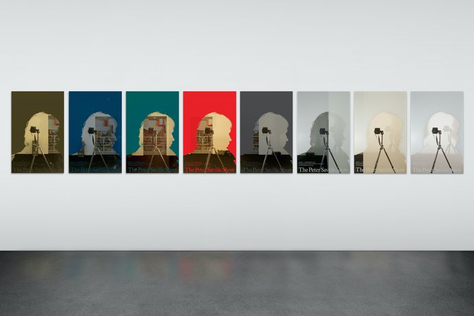 Design Museum – The Peter Saville Show, 2003 (Exhibition), image 1