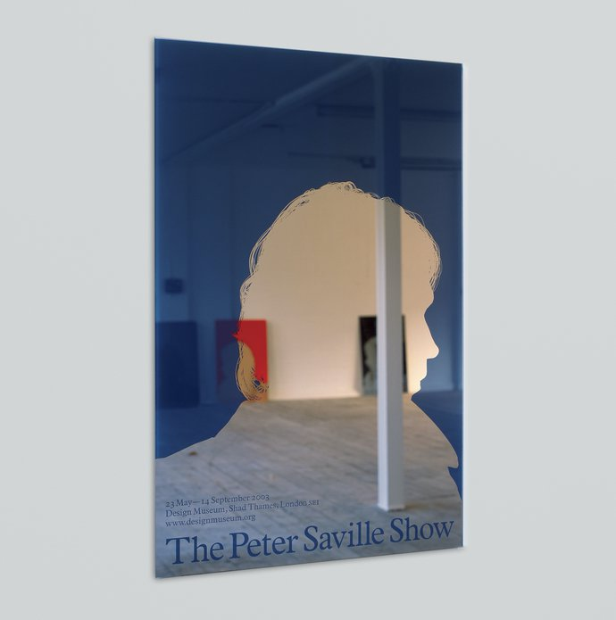 Design Museum – The Peter Saville Show, 2003 (Exhibition), image 2