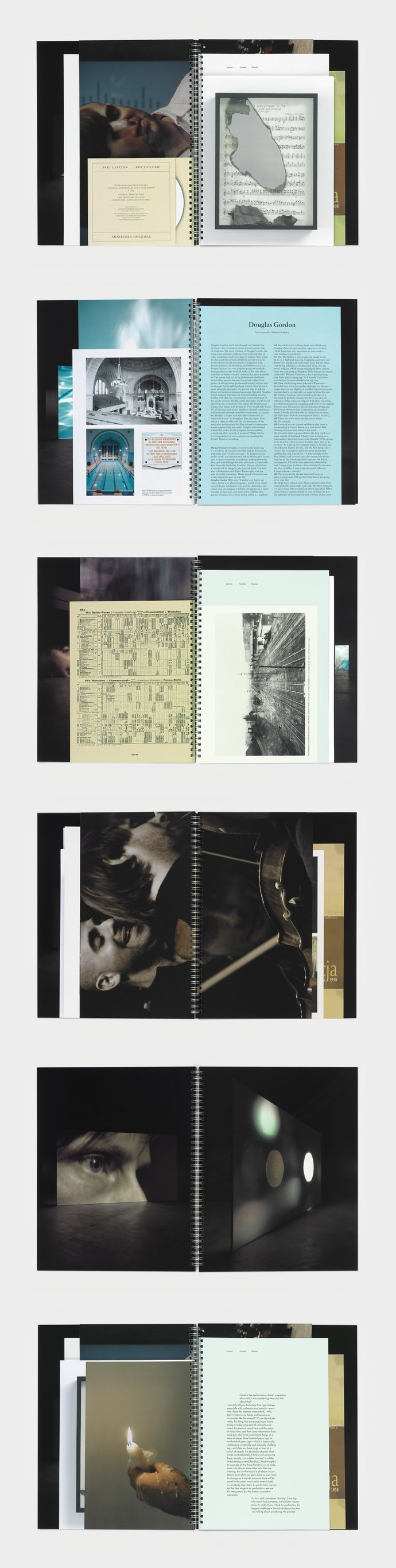 Gagosian – Douglas Gordon: k. 364, 2012 (Publication), image 4