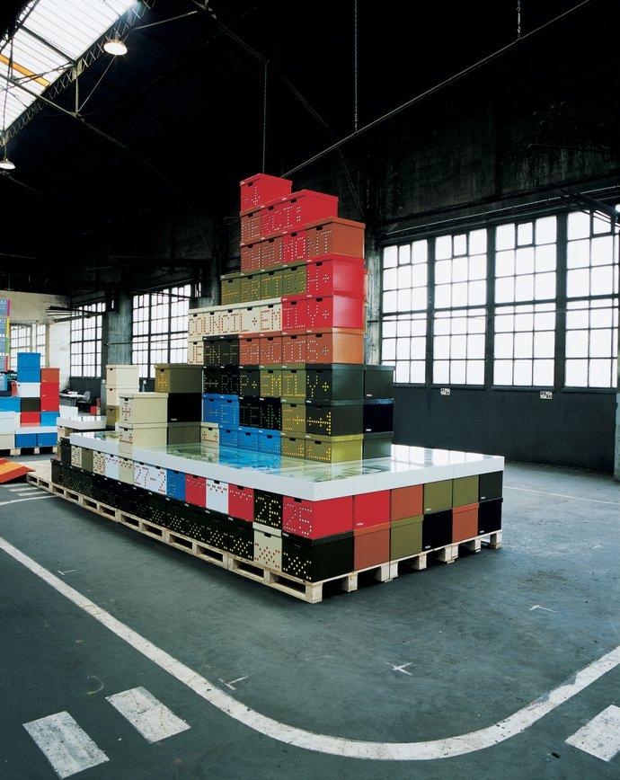 Festival de L'affiche de Chaumont – The/Le Garage (with Paul Elliman), 2004 (Exhibition), image 5