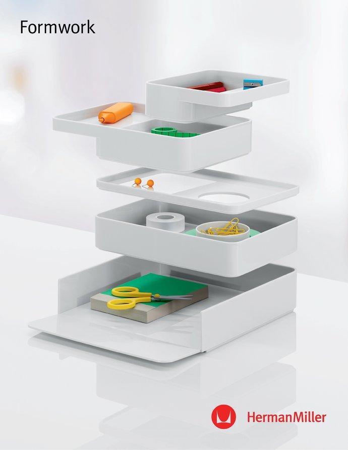 Herman Miller – Formwork, 2014 (Packaging), image 9