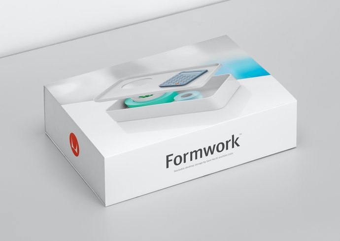 Herman Miller – Formwork, 2014 (Packaging), image 4