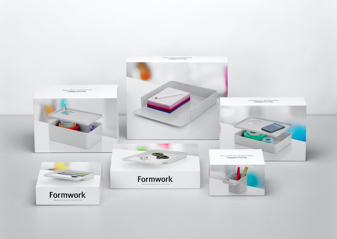 Herman Miller – Formwork, 2014 (Packaging), image 2