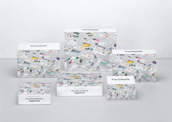 Herman Miller – Formwork, 2014 (Packaging), image 3