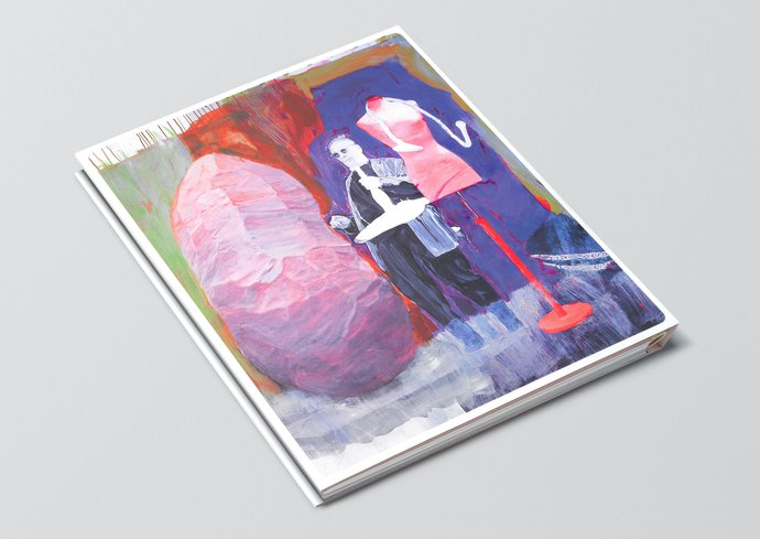 Gagosian – Franz West: Man with a Ball, 2012 (Publication), image 6