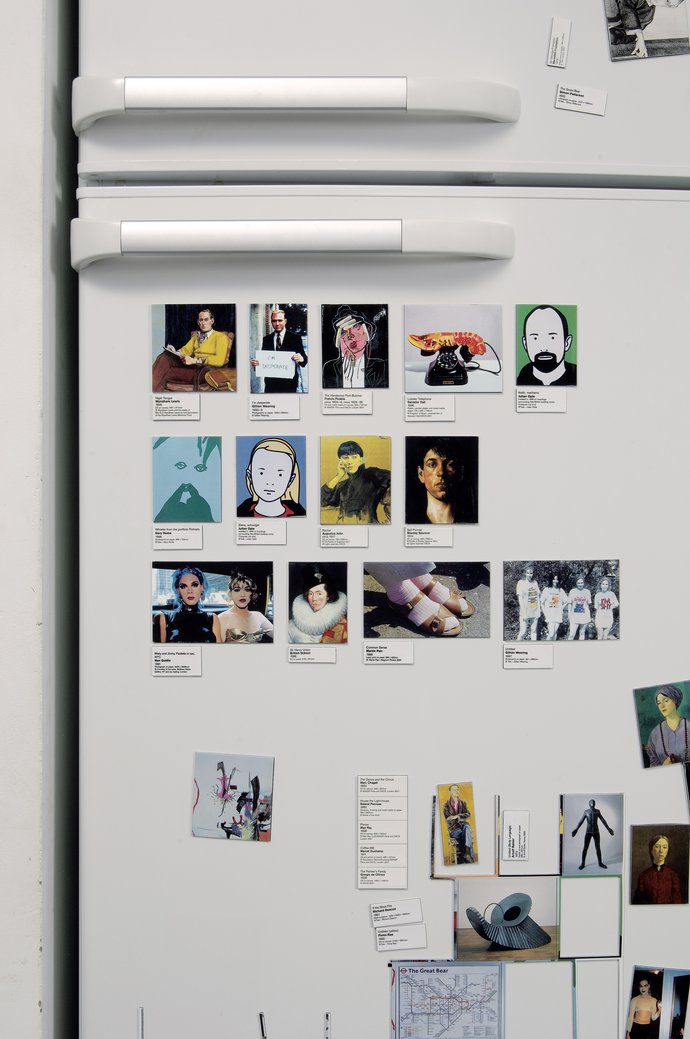 Tate – Fridge Magnet Gallery, 2002 (Product), image 1