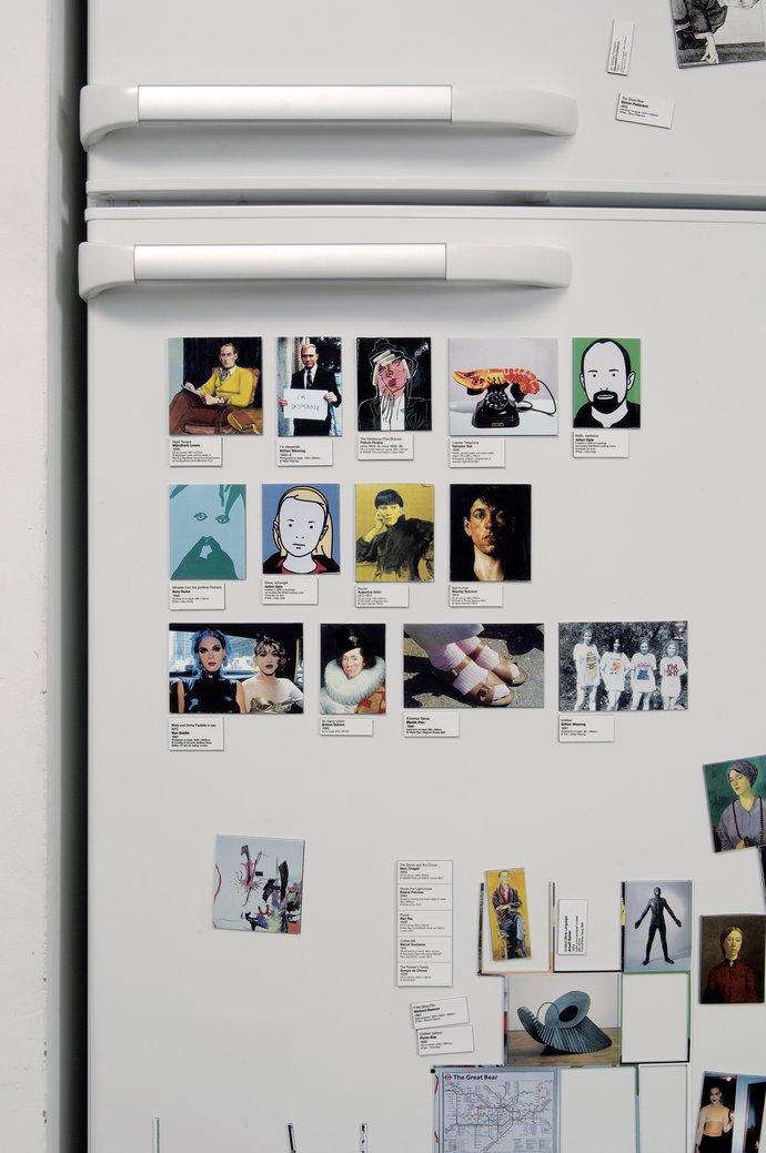 Tate – Fridge Magnet Gallery, 2002 (Product), image 1
