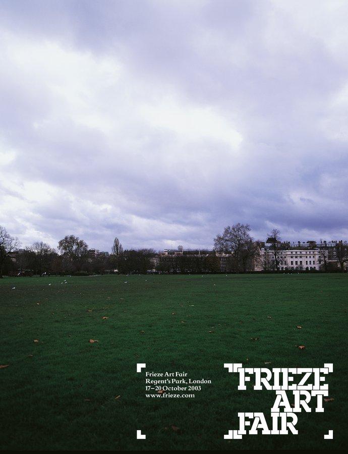Frieze Art Fair – 2003 campaign, image 5