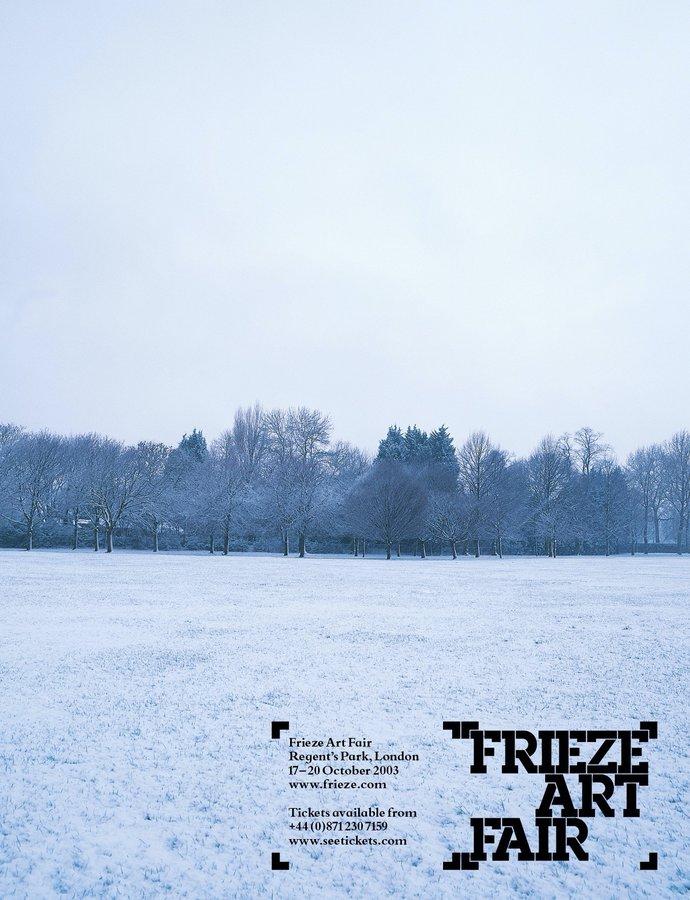Frieze Art Fair – 2003 campaign, image 4