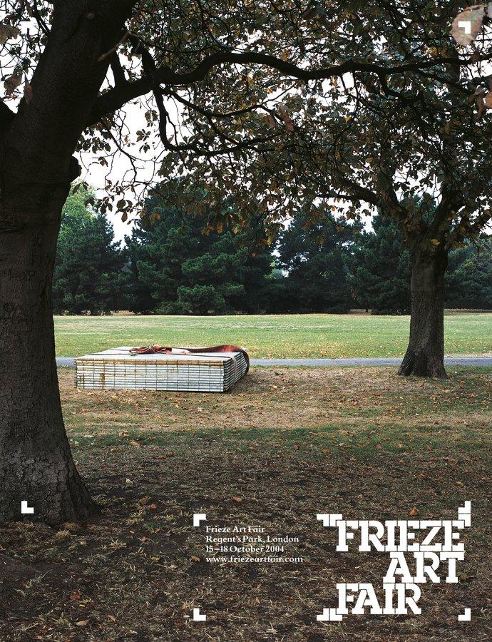 Frieze Art Fair – 2004 campaign, image 2