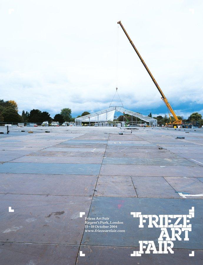 Frieze Art Fair – 2004 campaign, image 4