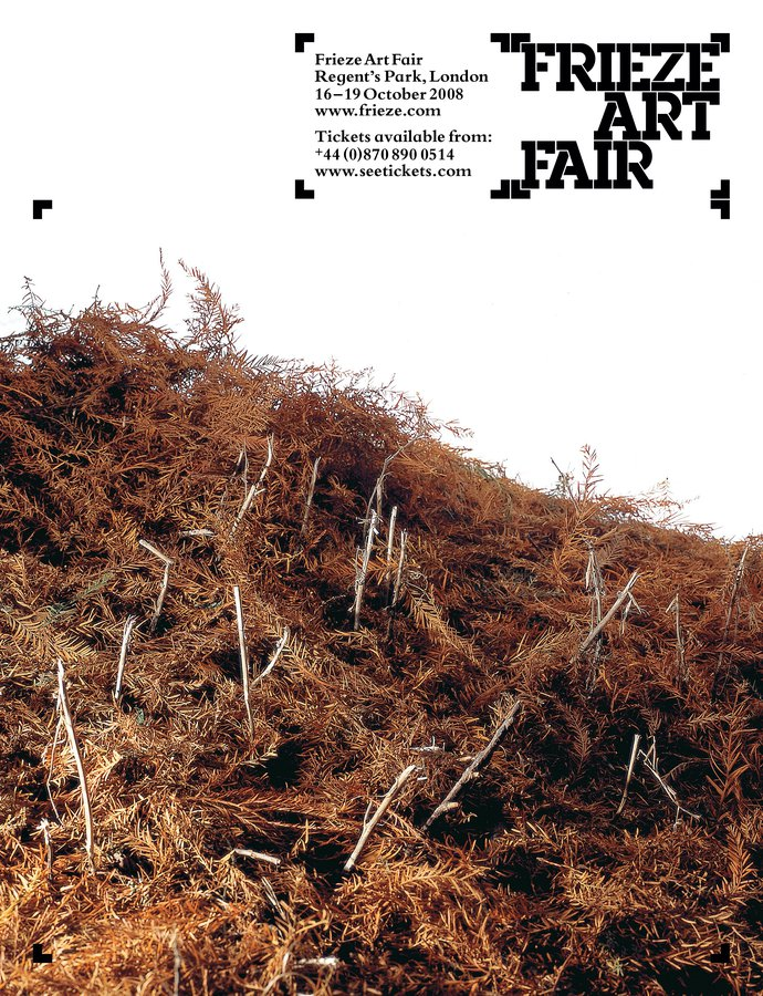 Frieze Art Fair – 2008 campaign, image 4
