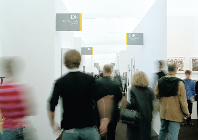 Frieze Art Fair – Wayfinding, 2002, image 3