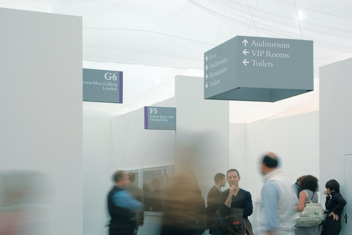 Frieze Art Fair – Wayfinding, 2002, image 6