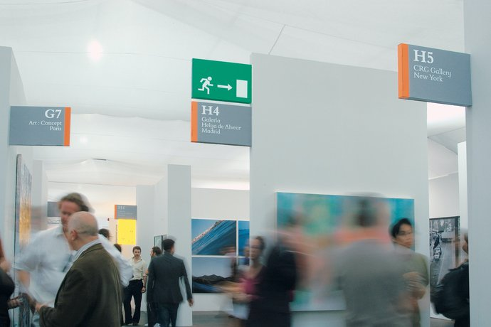Frieze Art Fair – Wayfinding, 2002, image 2