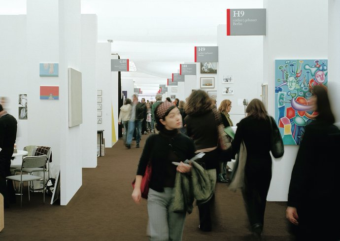 Frieze Art Fair – Wayfinding, 2002, image 4